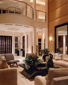 Stunning great room.....BEAUTIFUL SHAPES & DESIGN THRU OUT ALONG WITH A VERY MODERN TOUCH