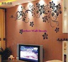 decal wall vinyl decal wall tree wall decal by PerfectWallDecals, $42.00