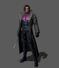 Updated Gambit Uniform