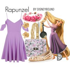 """Tangled Ever After"" starts RIGHT NOW over on Disney Channel! Get the look!"