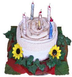 Geldgeschenke Torte