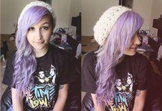Purple Pastel.