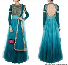 simple anarkali suits - Google Search