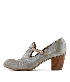 PANTANETTI-Pumps 8121-Women-Silber-Rossi&Co