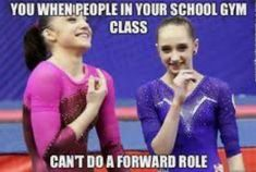 Funny pictures to cheer someone up people 58 trendy ideas Tumbling Gymnastics, Gymnastics Videos, Gymnastics Workout, Gymnastics Pictures, Gymnastics Girls, Gymnastics Stuff, Olympic Gymnastics, Gymnastics Flexibility, Funny Gymnastics Quotes