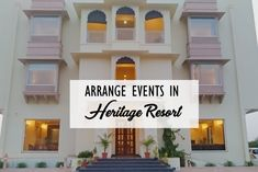 Arrange Events In Heritage Resort-Crazy Wanderer Office Parties, Urban City, Business Travel, Corporate Events, Resorts, Wander, Innovation, Cities, National Parks
