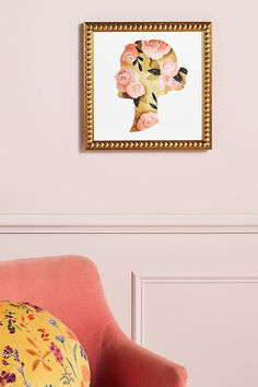 Coming Into Bloom Wall Art by Artfully Walls in Pink, Decor at Anthropologie Plexiglass Panels, New Wall, Wall Décor, Storage Organization, Fine Art Paper, Wall Art Decor, Color Schemes, Childhood, Gallery Wall