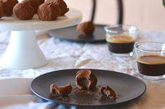 Maggie Beer's Bittersweet Dark Chocolate Truffles