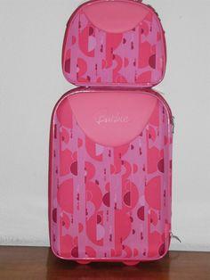 4789912cc Padrisima Maleta De Viaje Barbie Con Necesser Gratis Daa en Mercado Libre  México