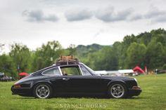 Early Porsche 911T