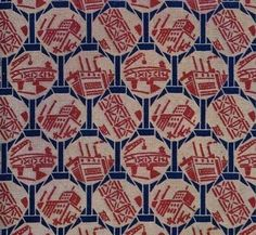 Communism in textiles: Soviet fabrics from the 20's and 30's | Dangerous Minds
