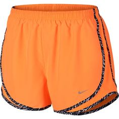 Nike Tempo Shorts - Damen - Orange / Schwarz - Things I Love - Nike Tempo Shorts, Nike Shorts, Running Shorts, Gym Shorts Womens, Nike Running, Nike Sb, Cute Comfy Outfits, Comfy Clothes, Guy