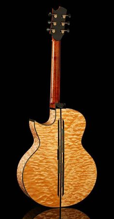 Kostal Quilted Maple