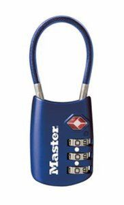 luggage locks.  great to use if you are carrying a backpack around cities to keep pick pockets out.