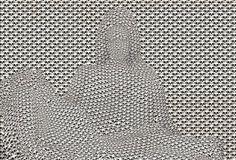 Pietà for the First World War, de Thomas Bayrle (détail), La Cité lance un projet de tapisserie monumentale en mémoire du centenaire 14-18, en partenariat avec le Comité du Monument National du Hartmannwillerkopf (68). Grâce au mécénat du Groupe Würth, la Cité de la tapisserie a intégré dans ses collections une maquette du peintre allemand Thomas Bayrle (né en 1937), pionnier du Pop art. L'œuvre a été dévoilée lcommande publique artistique en mémoire du centenaire de la Première Guerre…