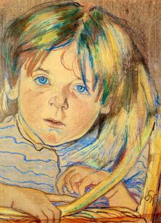 Portrait of Mietek, 1900 by Stanisław Wyspiański on Curiator, the world's biggest collaborative art collection. Drawing Prints, Art Gallery, Art Painting, Pastel Portraits, Painting, Painting Reproductions, Art, Artwork Painting, Portrait Art