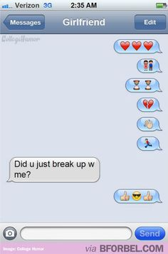 Top 5 Hilarious Text Messages By Exes - Funny Troll & Memes 2019 Funny Breakup Texts, Breakup Humor, Funny Text Fails, Funny Texts, Break Up Text Messages, Funny Text Messages, Brake Up Texts, Breaking Up Over Text, Friendzone