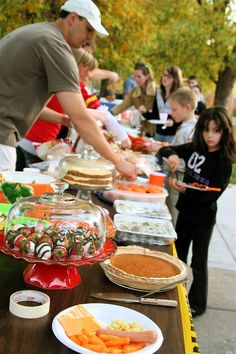 Fall block party ideas (@vivint #letsneighbor) Jyl P