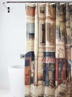 Creative Shower Curtain Ideas For Your Bathroom