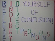 Double object pronoun whiteboard game -- RID -- reflexive, indirect, direct -- divide students in teams by row.  1st person subject, 2nd reflexive, 3rd indirect, 4th direct and verb.  Give sentence and everyone writes and holds up. First team to shout ole wins