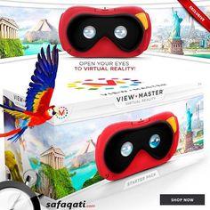 An awesome Virtual Reality pic! Exclusive Get The #Mattel #ViewMaster #VirtualReality Starter Pack @Safaqati.com & @http://bit.ly/2166PSx #VR #DXB #Dubai #DubaiExpo2020 #virtualreality by safaqati check us out: http://bit.ly/1KyLetq