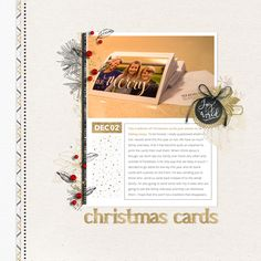 Days of December - Dec 2 by sterkeurs #designerdigitals