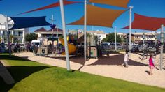 Geraldton Foreshore Playground and Water Play Area