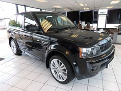 2009 Land Rover Range Rover Sport 3.0 TDV6 HSE / FULL LAND ROVER HISTORY / LOW MILEAGE / TOUCH SCREEN NAVIGATION | £32,999