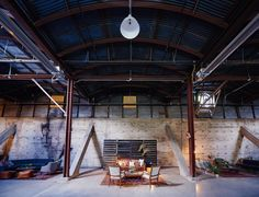 The fabulous Fair Market in Austin is a beautiful warehouse space for a wedding reception.
