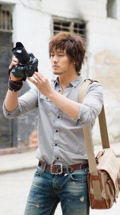 So Ji-sub /소지섭 (November 4, 1977), South Korean actor.