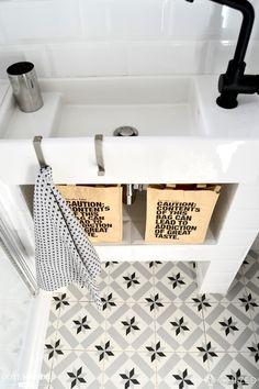 Mini salle d'eau restructurée, archi'zed - Côté Maison