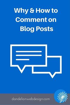 4 Reasons why commenting on other blogs is good for your blog + Blogging Comment Protocol