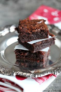 The Best Brownies in the World | These are our absolute favourite brownies in the world. We make them time and time again!