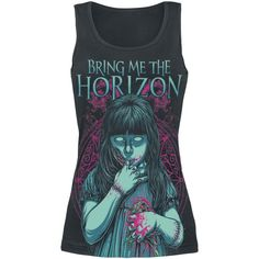 My Little Devil - Top Femme par Bring Me The Horizon - Référence de l'Article: 231718 - à partir de 19,99 € • EMP