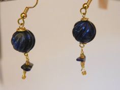 Lapis Lazuli stones, $32 To purchase www.yazberry.com