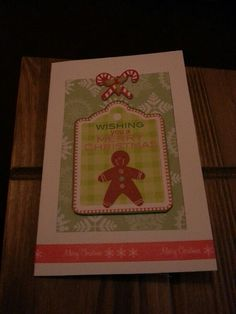 Christmas card design #8