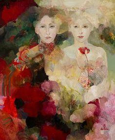 La mujer Galería: Françoise de Felice - nacido en 1952