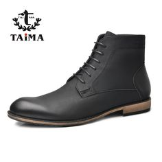 f112263940465 TAIMA Brand Big discount new arrival Autumn and Winter Fashion Men Boot  Business Casual Boots For Men Black#RU0021&RU0022-in Basic Boots from Shoes  on ...