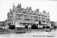 Granville Hotel, Ramsgate