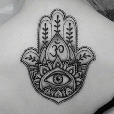 Image result for buddhist hamsa tattoo