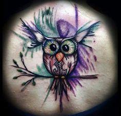 tattoo aquarela caveira - Pesquisa Google