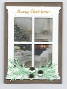 Christmas ATC by SybilMcC - Cards and Paper Crafts at Splitcoaststampers