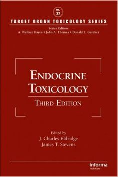 Endocrine Toxicology 3rd Edition PDF