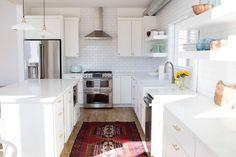 Ian and Lindsay Kujawa's Barn Before and After For Design*Sponge