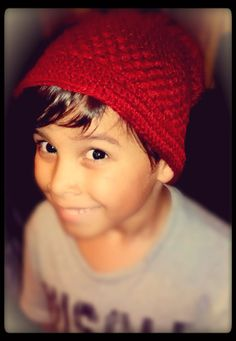 Slouchy Hat by mamasings on Etsy