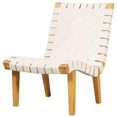 Jens Risom for Knoll - Lounge Chair | 1stdibs.com