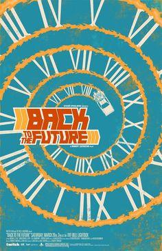 Back to the Future re-imaginado