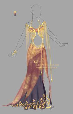 Outfit+design+adopt+-+8+-+Closed+by+Sellenin.deviantart.com+on+@DeviantArt