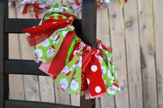 pictures of xmas tutu for babies | Santa Baby Christmas tutu by TrinketsandTutus, ... | Baby Girl Couture