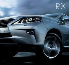RX -  Lexus.jp